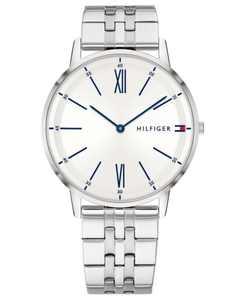 Men's Stainless Steel Bracelet Watch 40mm