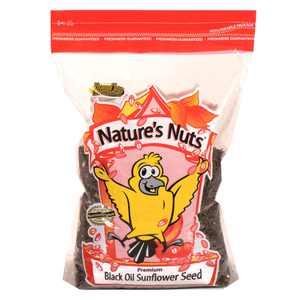 Natures Nuts 00036 40 Lbs Premium Black Oil Sunflower