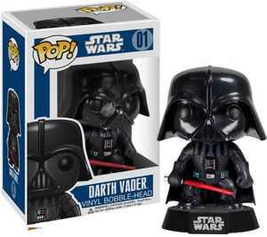 Funko POP Star Wars : Darth Vader