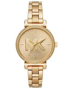 Women's Sofie Gold-Tone Stainless Steel Bracelet Watch 36mm