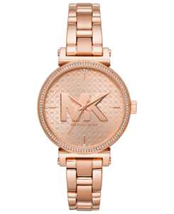 Women's Sofie Rose Gold-Tone Stainless Steel Bracelet Watch 36mm