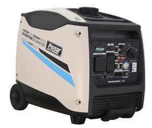 Pulsar 4500W Inverter Gas Powered Generator with Remote Start