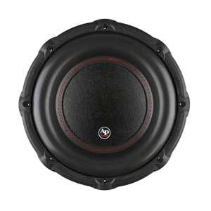 "AudioPipe TXX-BDC2-12 High Power 1500W 12"" 4 Ohm DVC Car Audio Subwoofer, Black"