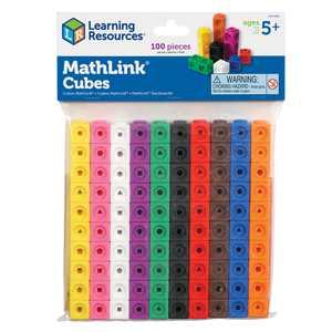 MathLink Cubes, Set of 100