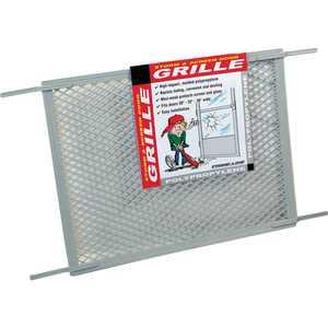Screen Door Grill for 30 in. Door, Gray Poly