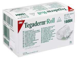 3M Tegaderm 16004 Dressing Transparent Film Roll 4 in. x 11 yds.(Each)