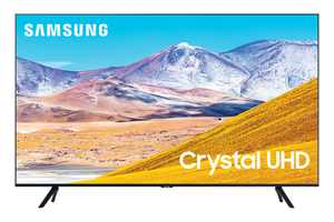 "SAMSUNG 50"" Class 4K Crystal UHD (2160P) LED Smart TV with HDR UN50TU8000 2020"