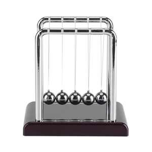 Moksha Balance Balls Toy Steel Balance Swinging Magnetic Ball Cradle Physics Science Pendulum Desk Fun Toy Gift