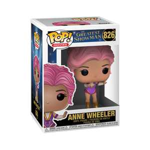 Funko POP! Movies: The Greatest Showman - Anne Wheeler