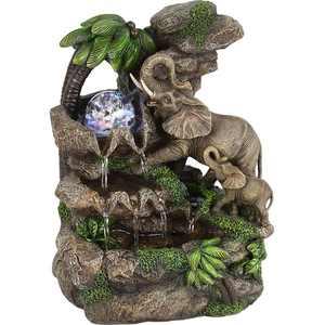 """11"""" Elephant Table Fountain"""