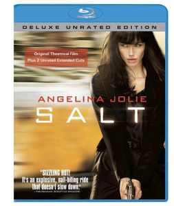 Salt (Unrated) (Blu-ray)