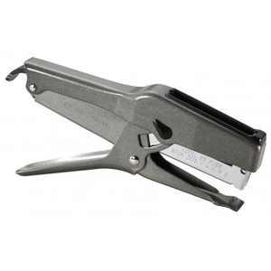 Bostitch B8 Heavy-duty Plier Stapler, Gray, 45 Sheet Capacity
