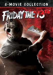 Friday the 13th: 8-Movie Collection (DVD)