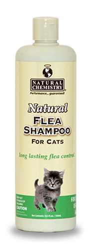 Natural Chemistry Natural Flea Shampoo 16.9oz