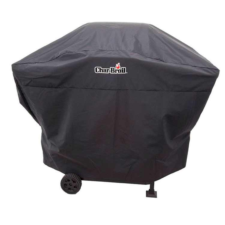 "Char Broil Performance 2 to 3 Burner 52"" Grill Cover with Heavy-Duty Polyester"