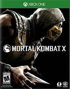 Mortal Kombat X, Warner, Xbox One, 883929426393