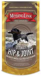 Missing Link Ultimate Canine Hip, Joint and Coat Formula, 1 Lb