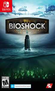 Bioshock: The Collection, 2K, for Nintendo Switch