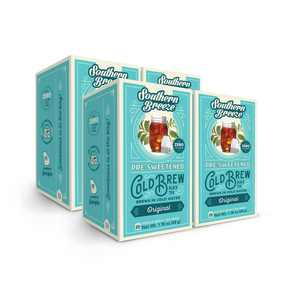 Southern Breeze Cold Brew Sweet Tea Original 20ct - 4 Pack
