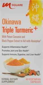 Okinawa Triple Turmeric 60ct