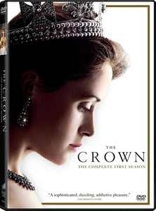 The Crown: The Complete First Season (DVD)