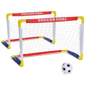 Play Day Foldable Soccer Set
