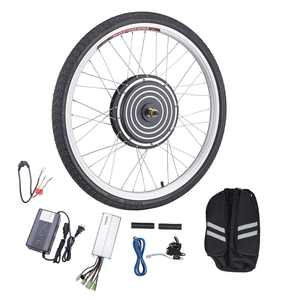 "Electric Bicycle Hub Motor Bike Conversion Kit eBike Front 48V 1000W 26"""