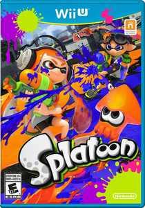 Splatoon, Nintendo, Nintendo Wii U, 045496903527