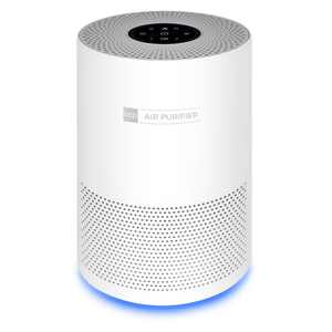Best Choice Products Air Purifier Cleaner for Home w/ True HEPA Filter, 3-Speed Fan, Timer, Sleep Mode, Child Lock