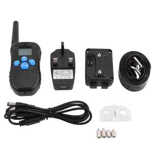 Mgaxyff Rechargeable Electric Dog Shock Collar Remote Anti Bark Control Training Stop Barking Trainer