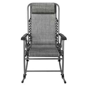 UBesGoo Zero Gravity Rocking Chair Patio Lawn Chair,Reclining Folding Chairs,Portable Recliner for Camping Fishing Beach
