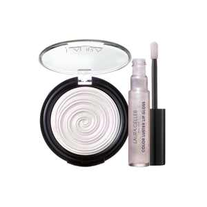 ($55 Value) Laura Geller New York Glow Your Own Way Highlighter Makeup Collection, Diamond Dust