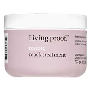 ($43 Value) Living Proof Restore Hair Mask Treatment, 8 Oz