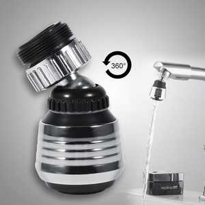 Kitchen Faucet Aerator,Zerone 360 Degree Rotate Faucet Nozzle Filter Kitchen Sprayer Head Water Saving Taps Applications
