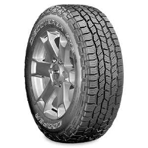 Cooper Discoverer AT3 4S All-Season 255/75R17 115T Tire