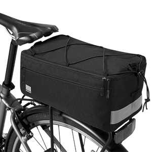 Multi Function Cycling Insulated Trunk Cooler Bag Bicycle Bike Rear Seat Bag Luggage Rack Pannier Bag