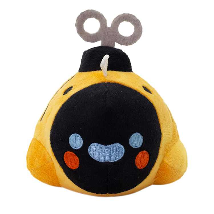 Slime Rancher 4 Inch Drone Slime Collector Plush