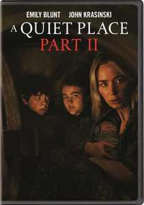 A Quiet Place, Part II (DVD)