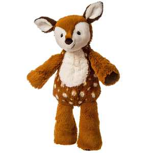 Marshmallow Fawn Soft Toy, Marshmallow Fawn is an ultra soft friend, brown with white spots and creamy white chest and face By Mary Meyer