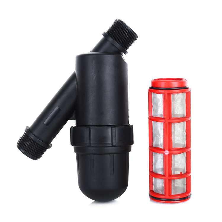 WALFRONT 3/4  Screen Filter Mesh Gardening Drip Irrigation Water Tank Pool Pump Brand Hot, Water Tank,3/4