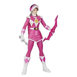 Power Rangers Pink Ranger Morphin Hero, 12 Inch Scale Action Figure, Ages 4 and Up