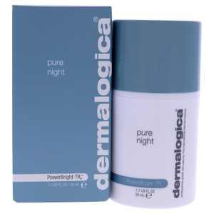 Pure Night Cream by Dermalogica for Unisex - 1.7 oz Cream