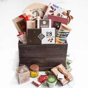 igourmet Chocolate Treasures of The World - Gourmet Gift Basket (13 lbs of Mouthwatering international Chocolates)