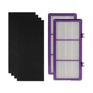 For Holmes AER1 True Air Purifier 2Pcs Filter + 4Pcs Sponge HAPF300AP-U4