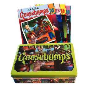 Goosebumps Retro Scream Collection