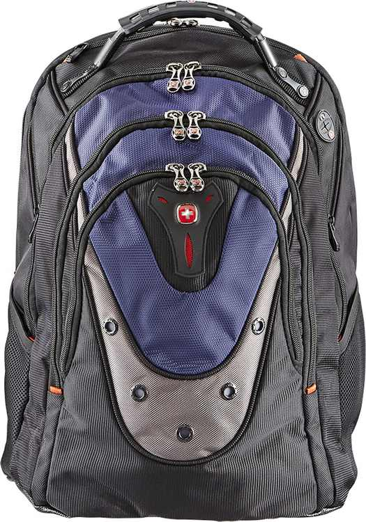 Swiss Gear Ibex 17in Laptop Backpack with Tablet / eReader Pocket