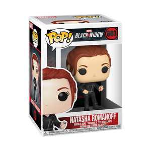 Funko POP! Marvel: Black Widow - Black Widow (Street)