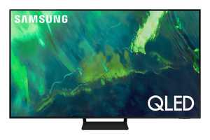 """SAMSUNG 75"""" Class QLED 4K (2160P) LED Smart TV QN75Q70 2021"""