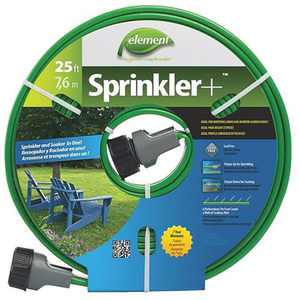 Swan Products 450112610 CELTECV025 25 ft. Vinyl Sprinkler Hose
