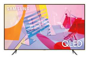"SAMSUNG 65"" Class 4K Ultra HD (2160P) HDR Smart QLED TV QN65Q60T 2020"
